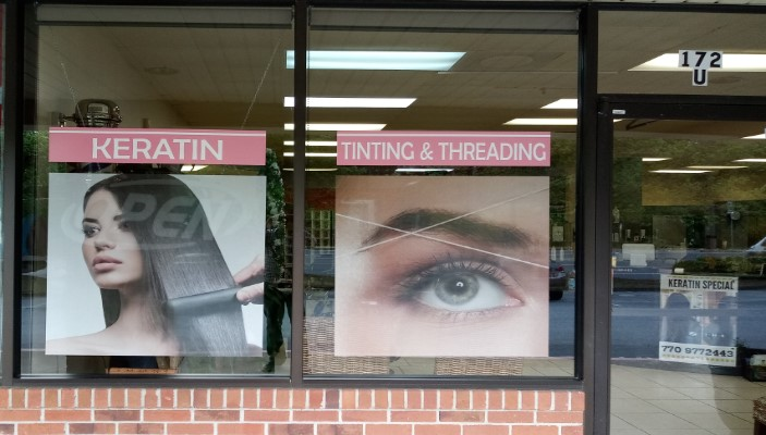 Window Perforated Vinyl